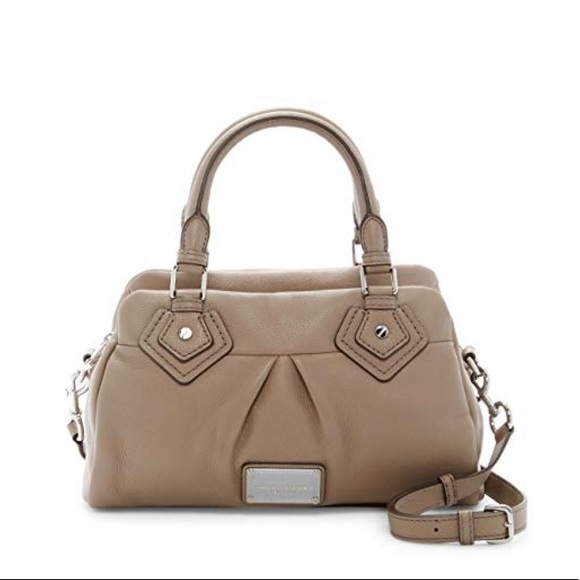 Marc By Marc Jacobs Handbags - Marc by Marc Jacobs Small Groovee Leather Satchel